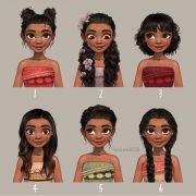 disney hairstyles ideas