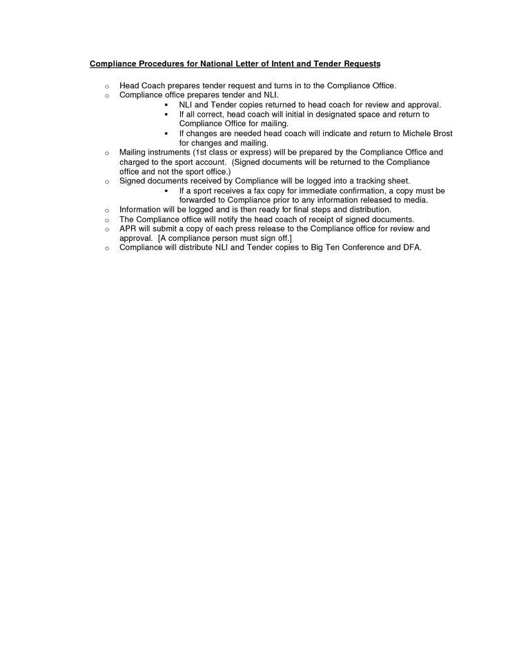 TENDER REQUEST LETTER Get More Information About Letter