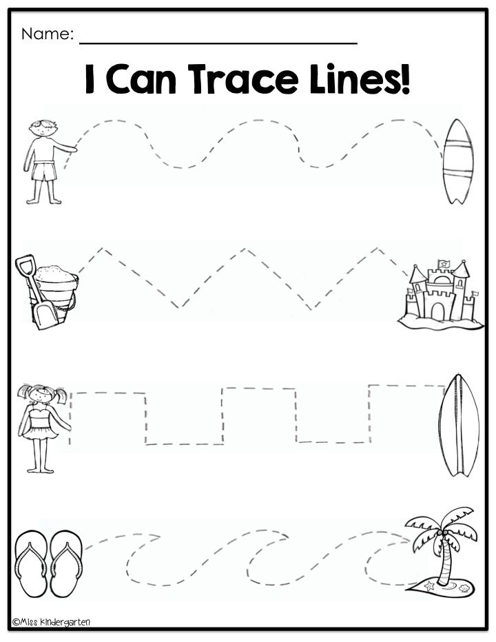 25+ best ideas about Pre k worksheets on Pinterest