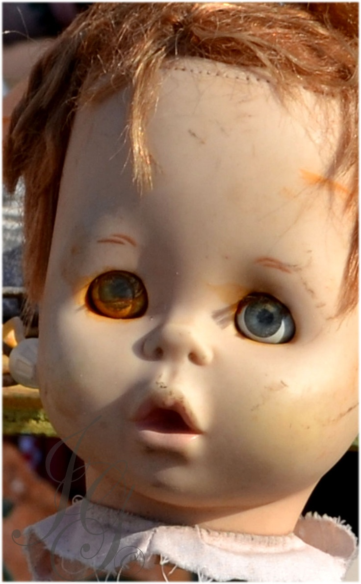 17 Best Images About Doll Heads On Pinterest Creepy