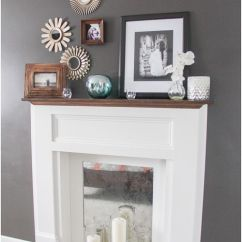 Decorating A Small Living Room With Corner Fireplace Sample Decor 1000+ Ideas About Mantle On Pinterest ...