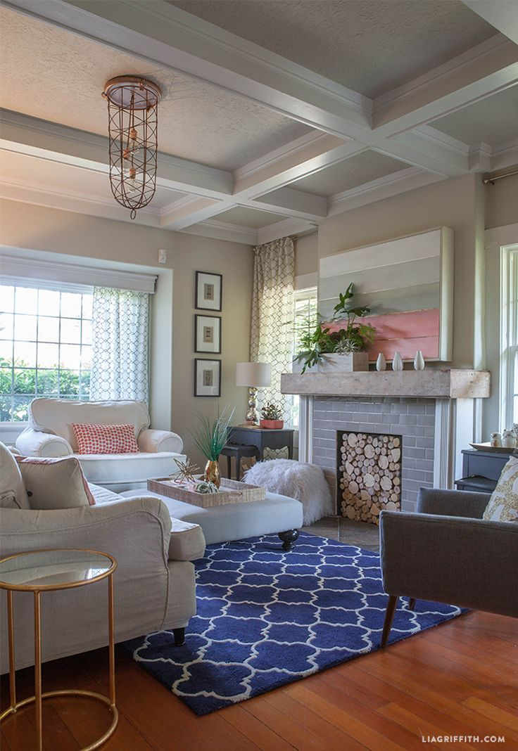 Best 25+ Coral Living Rooms Ideas On Pinterest  Coral