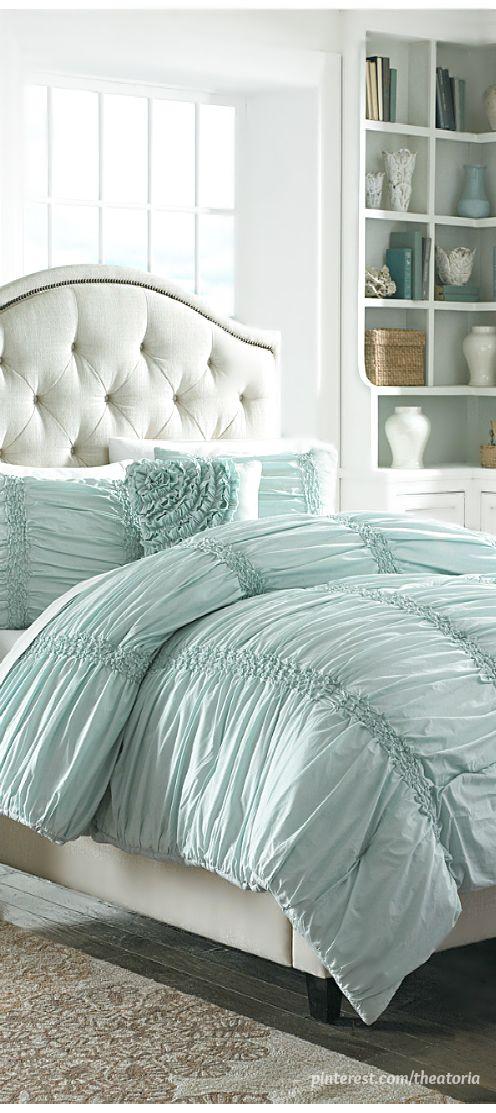 1000 Ideas About Aqua Blue Bedrooms On Pinterest Blue