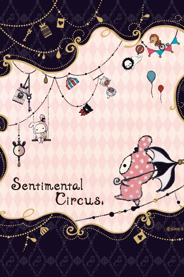 Cute Anime Wallpaper Organizer 18 Best Images About Sentimental Circus On Pinterest