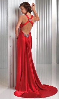 Dresses, Formal, Prom Dresses, Evening Wear: Sexy Red Prom ...