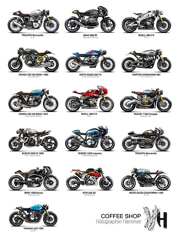 710 best images about Art of Motorcycle on Pinterest