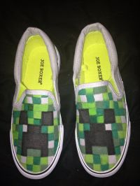 1000+ ideas about Minecraft Shoes on Pinterest