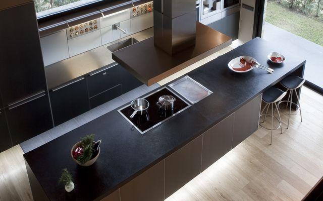 Family Kitchen Pantry Black Kitchens Dream