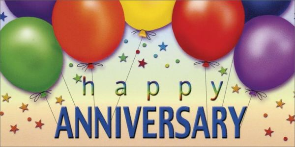 happy work anniversary - google