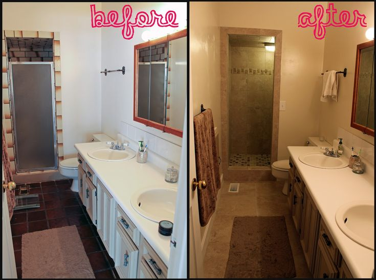 17 Best images about Before  after on Pinterest  Small