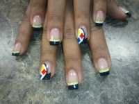 Pittsburgh Steelers | Nails by MaryJBaaaby | Pinterest ...