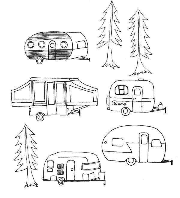 25+ best ideas about Camper trailers on Pinterest