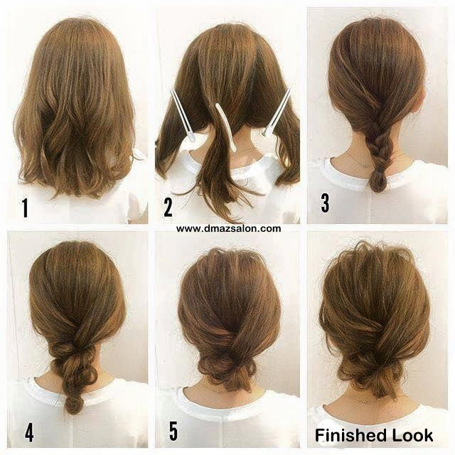25 Best Ideas About Tied Up Hairstyles On Pinterest Pinterest