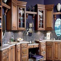 Home Depot Kraftmaid Kitchen Cabinets Chandelier Over Island Coffee Glaze Thomasville Camden ~ Http ...