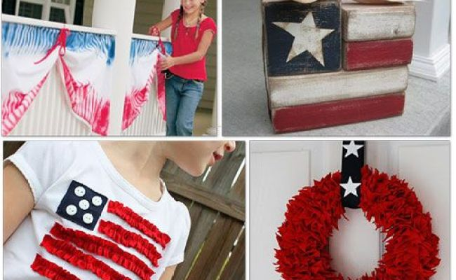Tip Junkie All Things Patriotic Crafts Free Printables