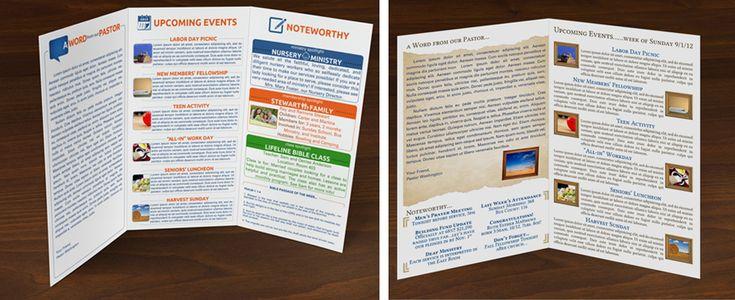 Bulletin Subscription LifeLine Media & DesignLifeLine