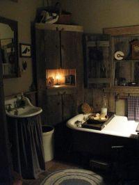 17 Best images about Prim Bathroom on Pinterest | Vanities ...