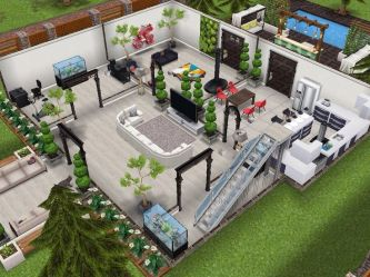 sims level freeplay ground designs