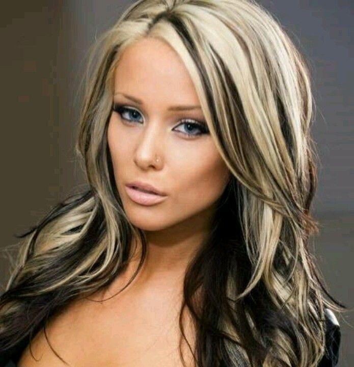 25 Best Ideas About Black Blonde Hair On Pinterest Dark Roots