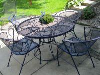 1000+ ideas about Iron Patio Furniture on Pinterest