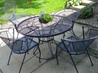 1000+ ideas about Iron Patio Furniture on Pinterest ...