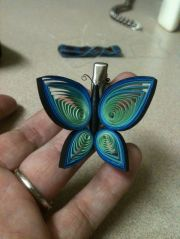 1000 quilling - jewellery