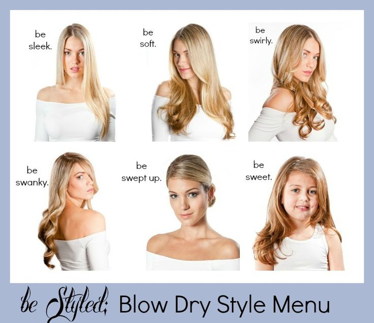 Latest Hairstyle Dry Bar Hairstyles Inspiring Photos Of Latest