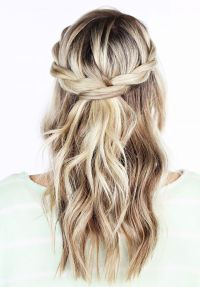 25+ best ideas about Hair Down Braid on Pinterest ...