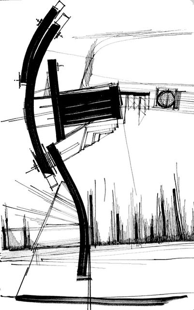 17 Best ideas about Architectural Sketches on Pinterest