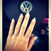 1000+ ideas about Natural Stiletto Nails on Pinterest ...