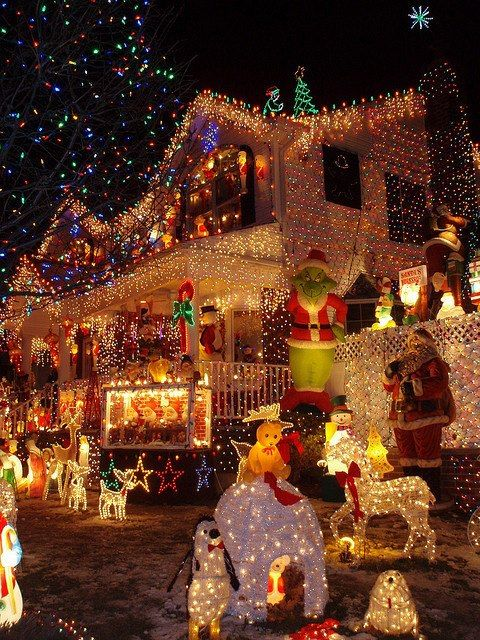 Christmas House Ideas christmas lights ideas for house