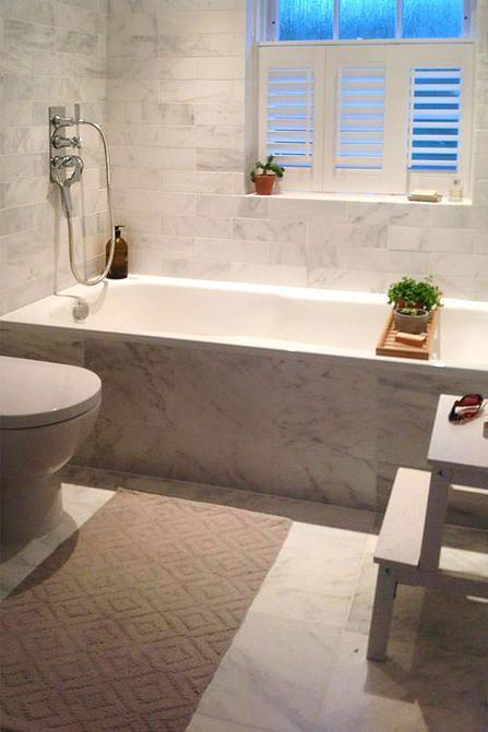 1000+ ideas about Small Bathroom Tiles on Pinterest