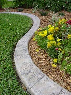25 Best Ideas About Concrete Edging On Pinterest Concrete