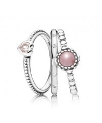 Best 25+ Pandora rings stacked ideas on Pinterest