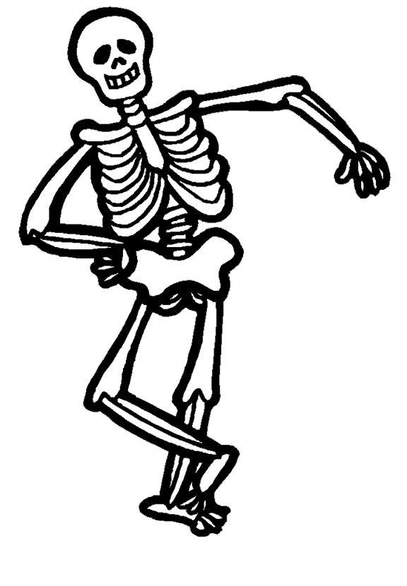 17 Best ideas about Halloween Skeletons on Pinterest