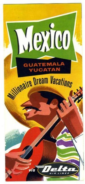 Brochures Mexico And Vacations On Pinterest
