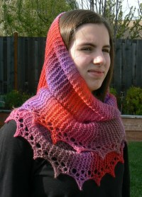1000+ images about Looming - Scarves & Shawls on Pinterest ...