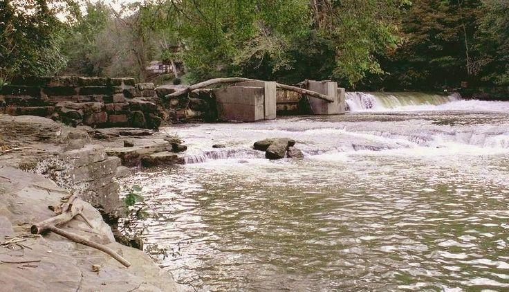 Wayne County dixon dam  Almost Heaven West Virginia