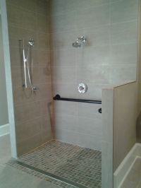 The 25+ best Wheelchair accessible shower ideas on ...