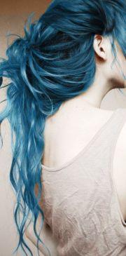 1000 ideas blue hair