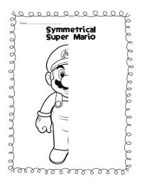 Symmetry worksheets, Worksheets and Early finishers on ...