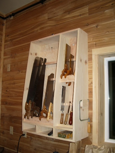 17 Best images about Handsaw cabinet on Pinterest  Boxes