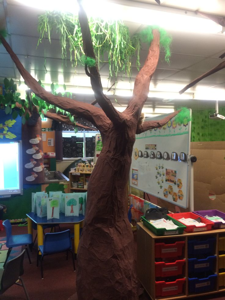 Forest classroom Fantastic Mr Foxs Forest Topic  Classroom  Pinterest  Fantastic mr fox