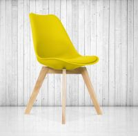 25+ best ideas about Yellow dining chairs on Pinterest ...