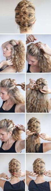 curly medium hair ideas