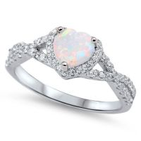 1000+ ideas about Opal Promise Ring on Pinterest