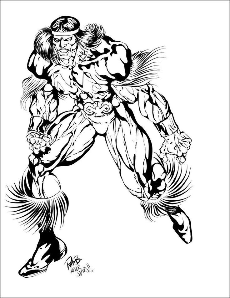 Comic Book Hero Symbols & Logos: a collection of