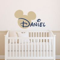25+ best Mickey mouse wall decals ideas on Pinterest ...