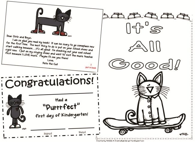 1000+ images about Pete the Cat on Pinterest