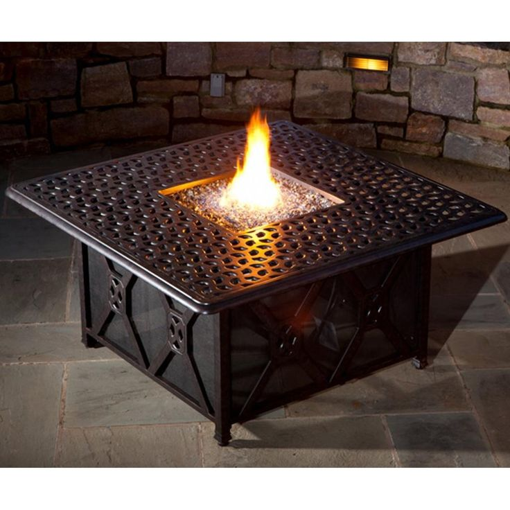 Diy Heatilator Gas Fireplace Conversion Fire Glass Rock With 17 Best Ideas About Fire Pit Propane On Pinterest